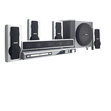 MX6050D/37  DVD home theater system