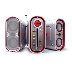 MZ-1200/22 -    Σύστημα Micro Hi-Fi