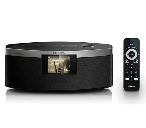 Lettore musicale wireless np3300 12 philips - Lettore musicale wifi ...