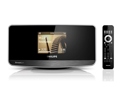 Lettore musicale wireless per android np3500 12 philips - Lettore musicale wifi ...