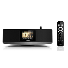 NP3900/12 -    Wireless Hi-Fi system for Android™