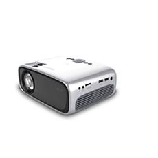 NPX440/INT NeoPix Easy Miniproyector