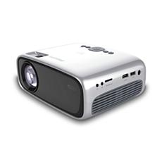 NPX442/INT NeoPix Easy 2+ Οικιακή συσκευή προβολής