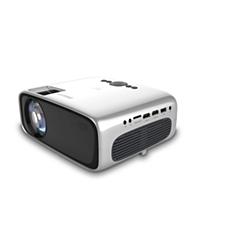 NPX540/INT -   NeoPix Prime Mini projector