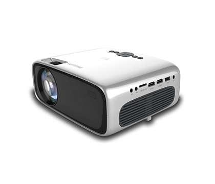 Elegantní zážitek vrozlišení Full HD skompaktním projektorem