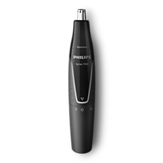NT1120/10 Nose trimmer series 1000 Comfortable nose & ear trimmer