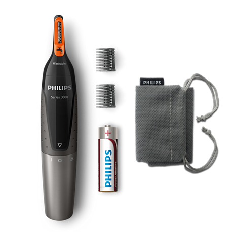 Nose Trimmers Series 3000