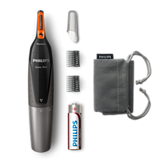 NT3162/10 Nose trimmer series 3000 Comfortable nose, ear & eyebrow trimmer