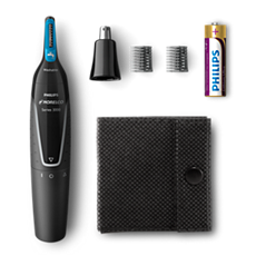 NT3500/49 Philips Norelco Nosetrimmer 3500 Nose, ear & eyebrow trimmer, Series 3000