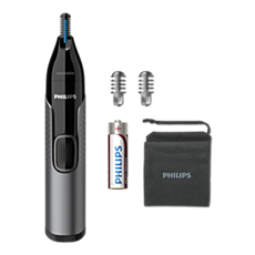 NT3650/16 Nose trimmer series 3000 Nose, ear & eyebrow trimmer