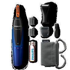 NT5175/16 Nose trimmer series 5000 أداة تشذيب مريحة لشعر الأنف والرقبة والسوالف