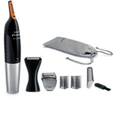 NT5175/42 - Philips Norelco Nosetrimmer 5100 Series 5000 nose, ear & eyebrow trimmer