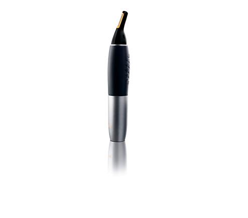 Nosetrimmer series 3000 Vodotesný zastrihávač chĺpkov v nose NT9110 ... 3c0939d9e73