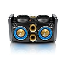 NTRX100/12 -    Мини-система Hi-Fi