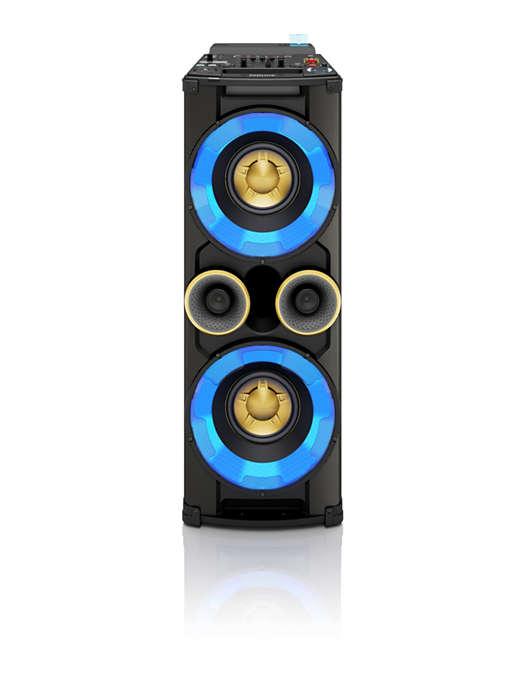 Entre as melhores máquinas de som