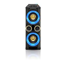 NTRX500/10 -    Sistema Mini Hi-Fi