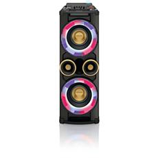 NTRX505/55  Mini sistema Hi-Fi
