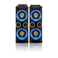 NTRX700SB/55  Caja del parlante