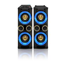 NTRX700/55 -    Mini-HiFi-systeem