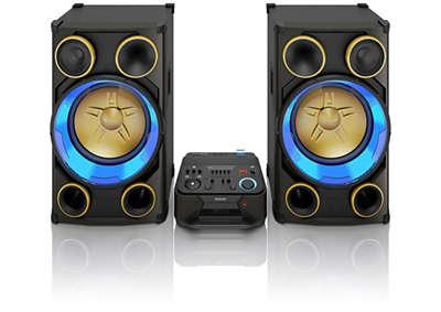 HiFi-Minisystem NTRX900/12 | Philips