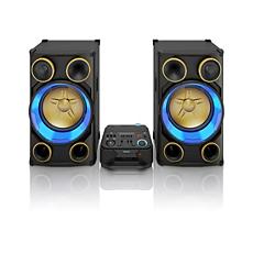 NTRX900/12 -    Mini Hi-Fi System
