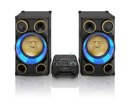 Vislabākās skaņas iekārtas