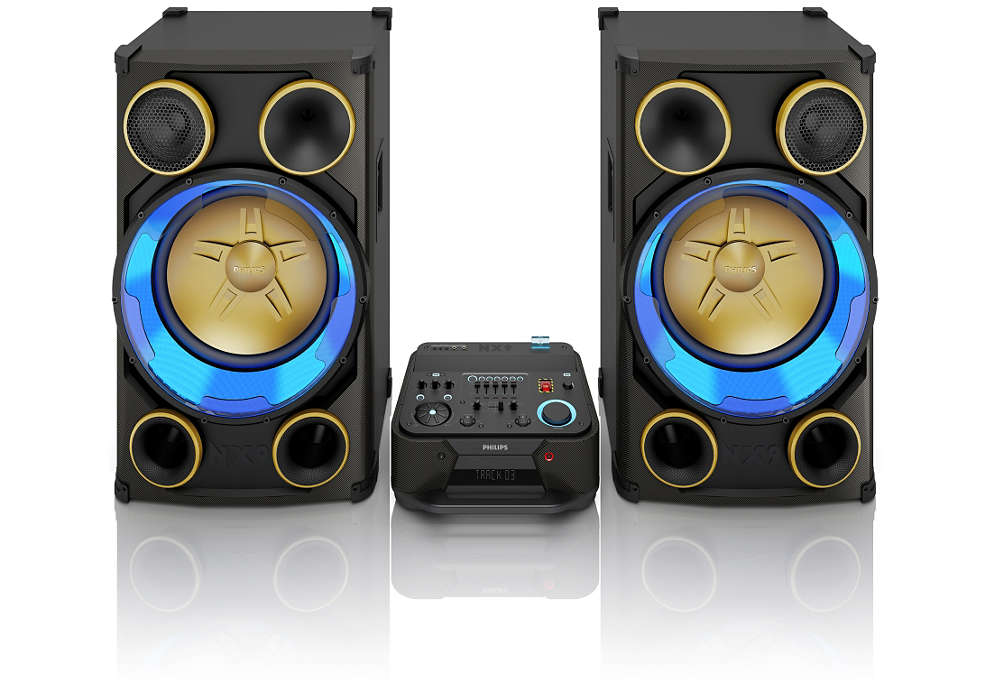 Echipamentele sound machine supreme