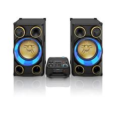 NTRX900/55  Mini sistema Hi-Fi