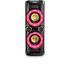 NTX400/12  Zestaw głośnikowy