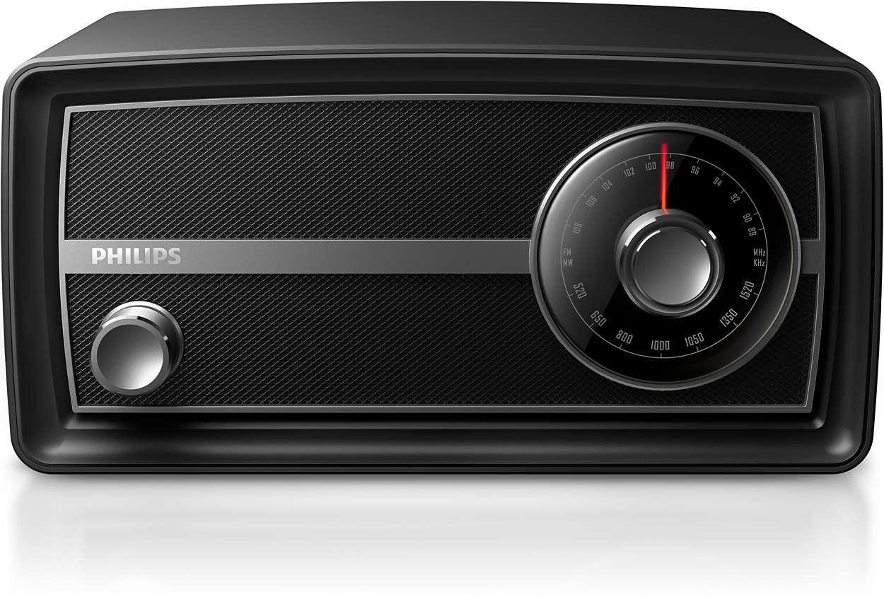 Teremtsen trendet az Original Radio Mini készülékkel