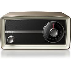 OR2000M/12 -    Ρετρό μίνι ραδιόφωνο