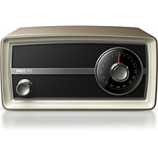 OR2000M/12  Radio Vintage Mini