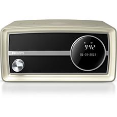 OR2200M/10 -    Ρετρό μίνι ραδιόφωνο