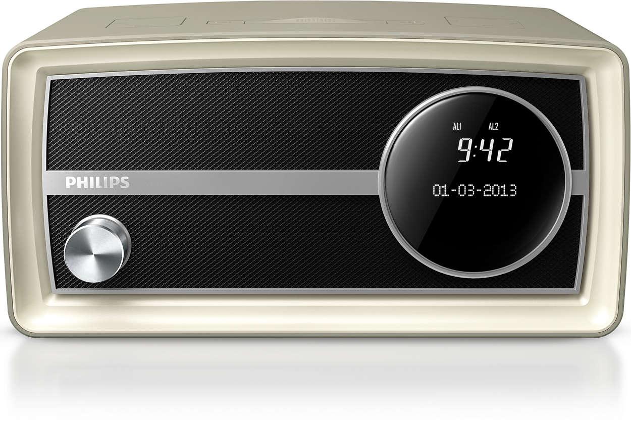 Zet de trend met de Original-miniradio
