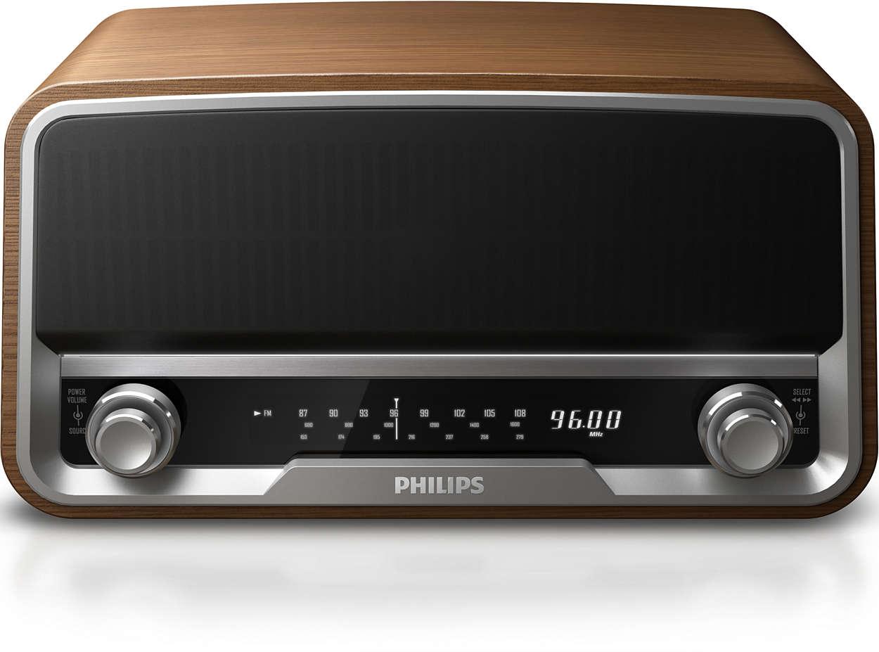 De originele radio