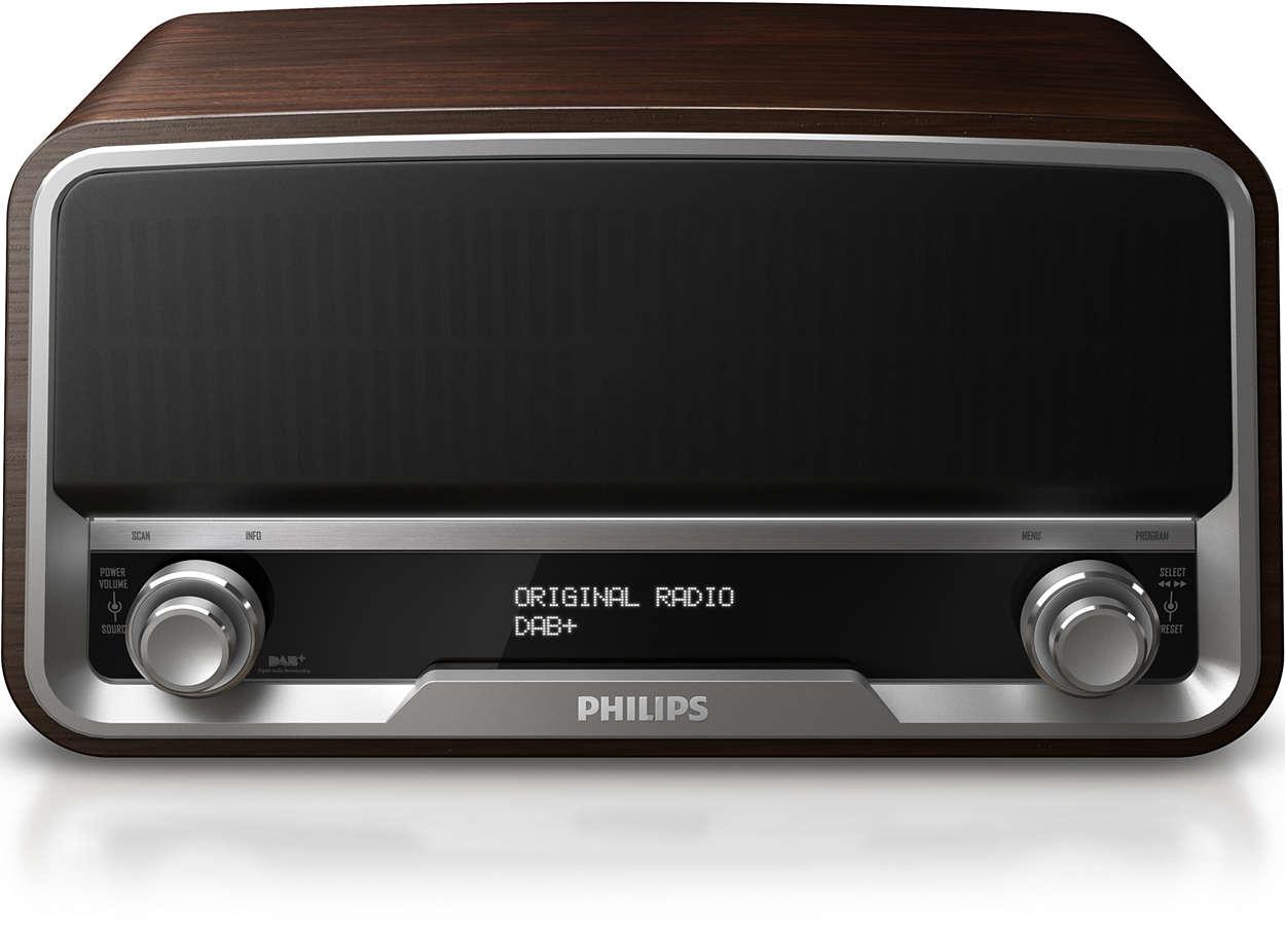 Оригиналното радио