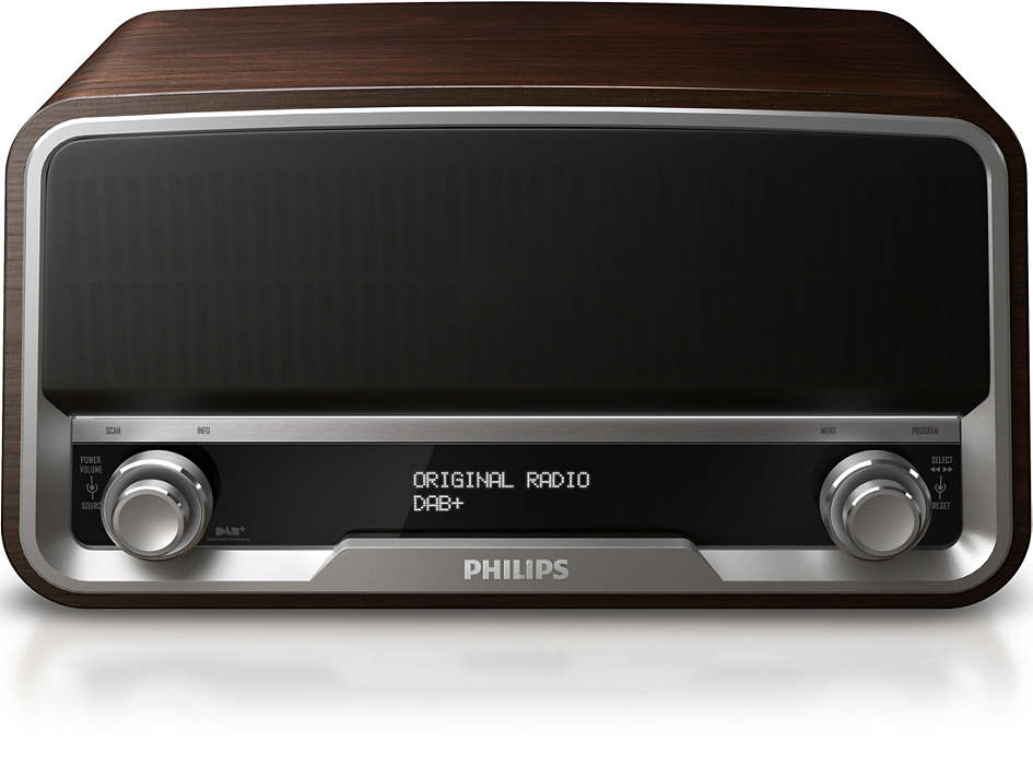 Alkuperäinen radio
