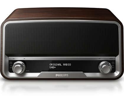 O rádio Original