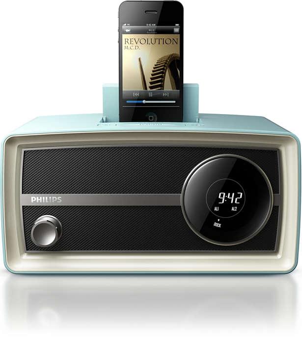 Stabiliţi tendinţele cu miniradioul original