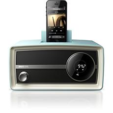 ORD2105B/12 -    Mini rádio Original
