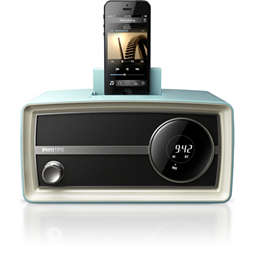 Mini-radio originale