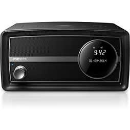 Original-Radio im Miniformat