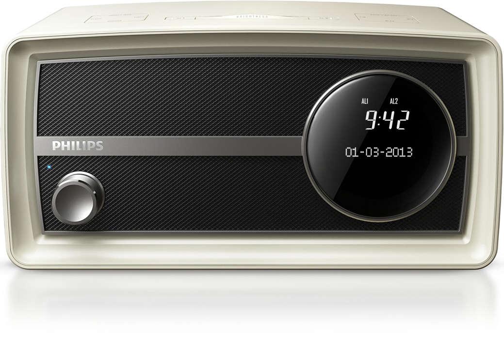 Vezérelje az Original Radio Minit vezeték nélkül