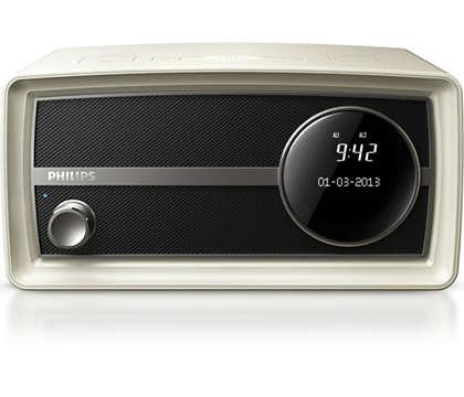 Draadloze bediening van uw Original-miniradio
