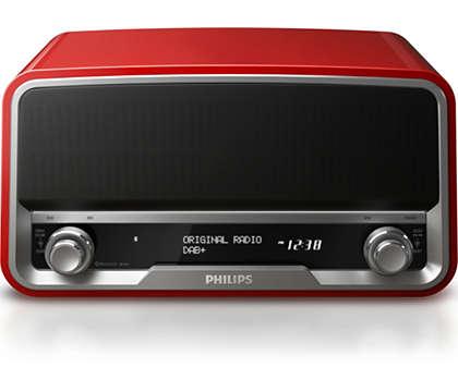 Originální rádio