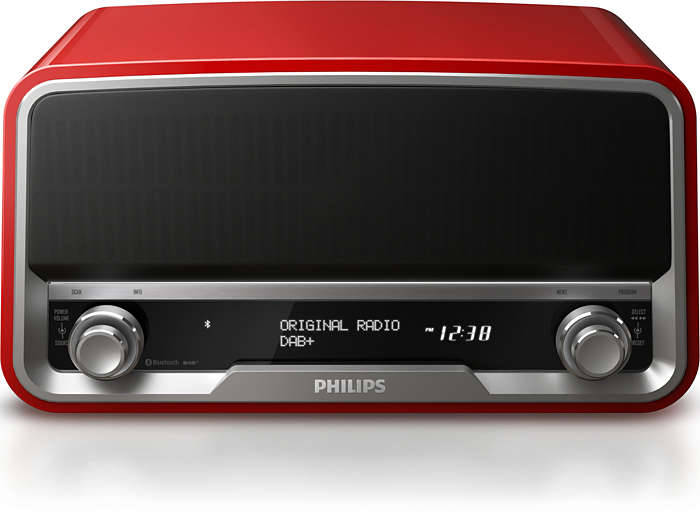 Az eredeti rádió