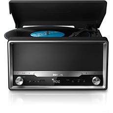 OTT2000B/12  Classic micro sound system
