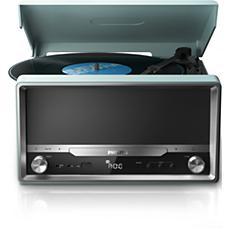 OTT2000/05 -    Classic micro sound system