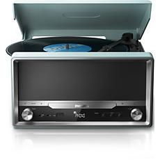 OTT2000/12  Micro sistema clásico de sonido