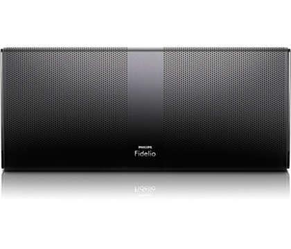 High-fidelity sound made portable